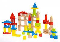 Goki Конструктор деревянный Базовый 100 58576