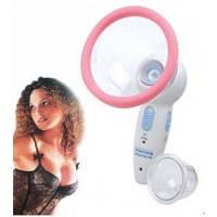 Вакуумный массажер для увеличения груди Celluless beauty server
