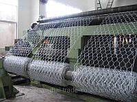 Линия производства габионов и матрацев Рено