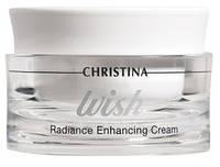 Омолаживающий крем - Wish Radiance Enhancing Cream