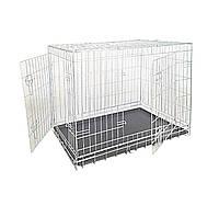 Клетка для собак Croci 109х71х79 см