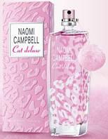 Женская туалетная вода Naomi Campbell Cat Deluxe , духи наоми