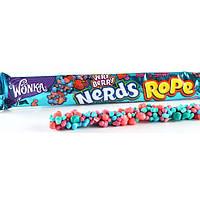 Конфета с драже Nerds Rope verry berry 26g
