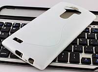Накладка силиконовая для LG G4 H815 New Line X-Series
