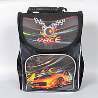 Школьный рюкзак с ортопедической спинкой для мальчика - CARS - 87-1732
