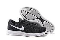Кроссовки Nike Lunarepic Low Flyknit Black Anthracite, фото 1