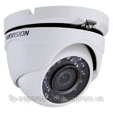 1.0 Мп Turbo HD видеокамера DS-2CE56C0T-IRM (2.8 мм)