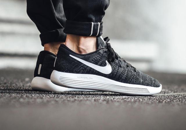 Nike Lunarepic Low Flyknit Black Anthracite