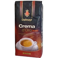 Зерновой кофе Dallmayr Crema d'Oro Intensa 1kg Германия
