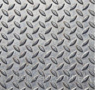 Лист рифленый г/к А3 (1000х4000, 3 ПС)