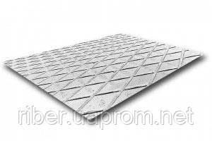 Лист рифленый г/к А3 (1000х4000, 3 ПС), фото 3