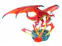 Дракон Огненный - объемный конструктор, 4D Master (26846)