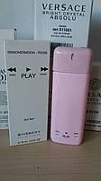 Givenchy Play for Her  тестер.духи живанши плей розовые. фото духов плей.