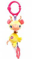 Игрушка-подвеска с вибрацией Желтый жираф, Bright Starts (52073-1)