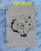 Блокнот №12 из дерева, А5 100 листов, фото 1