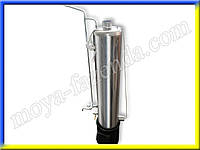 Электрический водонагреватель на душ для дачи