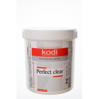 Perfect Clear Powder (Базовый акрил прозрачный) 224 гр.Kodi