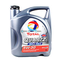 Масло моторное Total Quartz  Ineo MC3 5W-30 5L