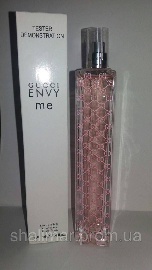 Gucci Envy Me тестер. духи гуччи энви. духи гуччи розовые. - Pomadka в c4782b45b6edf