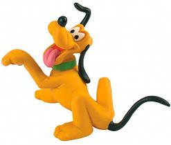 Фигурка Плуто, Disney Mickey Mouse & Friends, Bullyland (15347)