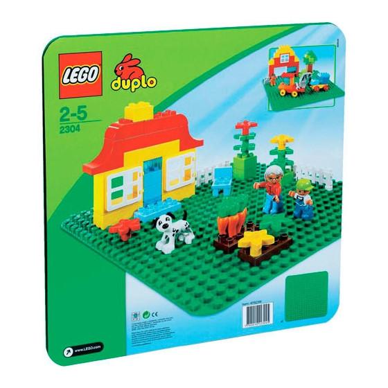 LEGO Duplo Большая строительная пластина 2304