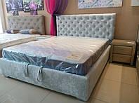Кровать Люкс Манхеттен без матраса с ящиком для белья