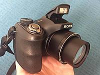 Цифровой фотоаппарат Sony Cyber-Shot DSC-H100 - 16 Mp. - Суперзум - в Идеале !
