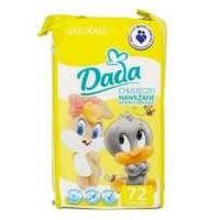 Детские влажные салфетки Dada Naturals 72 шт. (8678920284791)