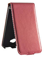 Чехол книжка для LG L70/D325 розовый (магнит)