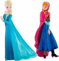 Набор фигурок Анна и Эльза, Disney Frozen, Bullyland (13063)