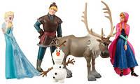 Набор фигурок Холодное сердце, Disney Frozen, Bullyland (12306)