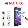 Защитное стекло для Motorola Moto G3 - 2.5D, 9H, 0.26 мм, фото 2