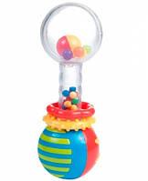 Погремушка Прозрачный шар, Canpol babies (2/457-3)