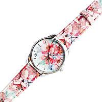 """Часы женщине на подарок """"Цветение"""""""
