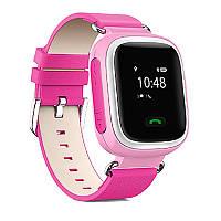Kids GPS online Tracking watch розовые