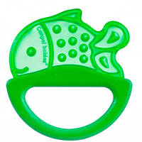 Погремушка-зубогрызка рыбка (салатовая), Canpol babies (13/107-9)