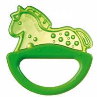 Погремушка-зубогрызка лошадка (салатовая), Canpol babies (13/107-13)