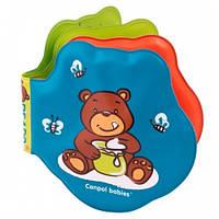 Игрушка-книжечка магическая (меняет цвет) Медвежонок, Canpol babies (2/084)