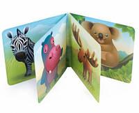 Игрушка-книжка пищалка Зоопарк, Canpol babies (2/083-2)