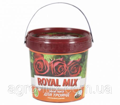 Удобрение Royal Mix GRANE FORTE для роз, 1 кг