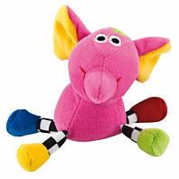 Игрушка-подвеска мягкая Веселые зверята, Слон, Canpol babies (2/284-3)