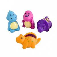 Игрушки для купания Динозавры 4 шт, Canpol babies (2/995)