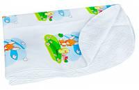 Клеенка для пеленания ребенка (лиса и ципленок), Canpol babies (9/431-2)