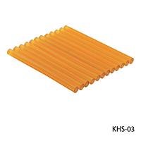 Кератиновые палочки (прозрачные) KHS-03