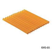 Кератіновие палички (прозорі) KHS-03