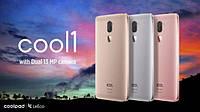 """Полезное слияние смартфон """"LeEco (LETV) Cool 1"""" (Rose, 3Gb/32Gb). Отличное качество. Доступно. Код: КГ1307"""