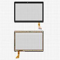 """Сенсорный экран (touchscreen) для Nomi C09600 Stella 9.6"""", черный, оригинал"""