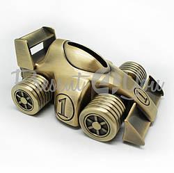 Копилка металлическая «Автомобиль», h-5,5x8x12 cм