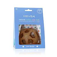 Прорезыватель для зубов в форме шара из природного каучука HEVEA