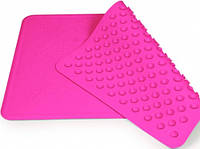 Коврик для ванной большой (розовый). Canpol babies (9/051-1)